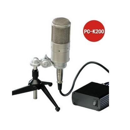Micro thu âm Takstar PC - K200 (seri 2011)
