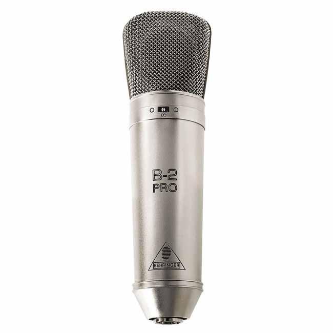 Micro thu âm Behringer B2 Pro