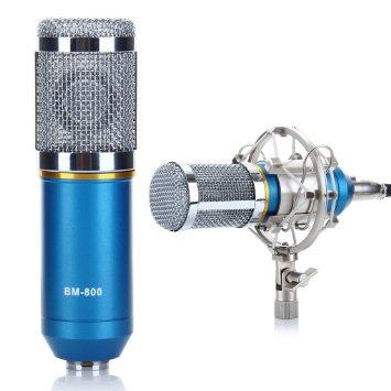 Micro thu âm, hát karaoke online giá rẻ BM800