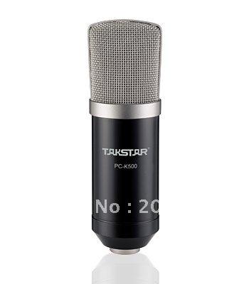 Micro thu âm Takstar K500