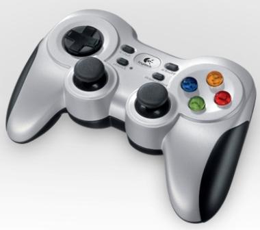 Gamepad Logitech F710 không dây cho FiFa Online 3