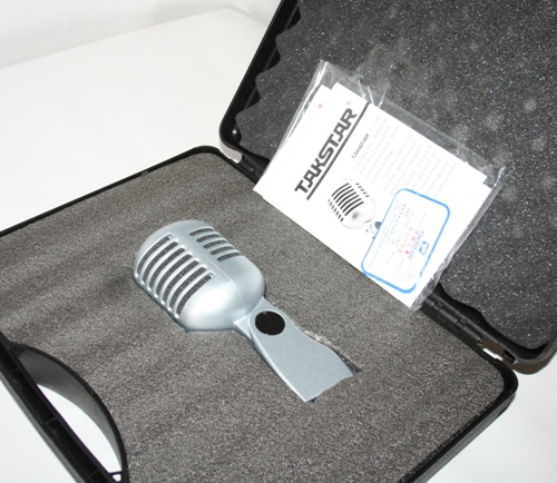 Micro thu âm Takstar TA-54D