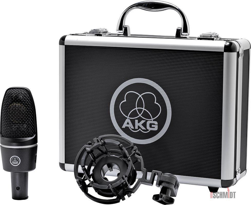 Micro thu âm AKG C3000B