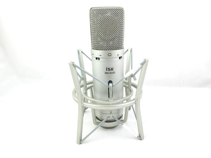 Micro thu âm ISK BM-6000