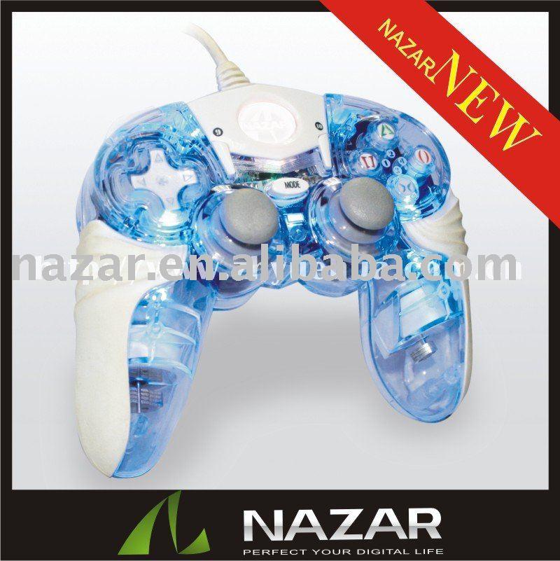 Gamepad Nazar V70 trong suốt
