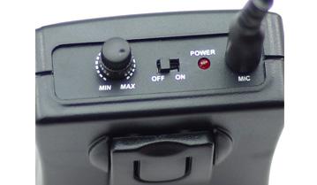 Micro cài áo  không dây Takstar TS-331B và TS-331 (micro cầm tay)