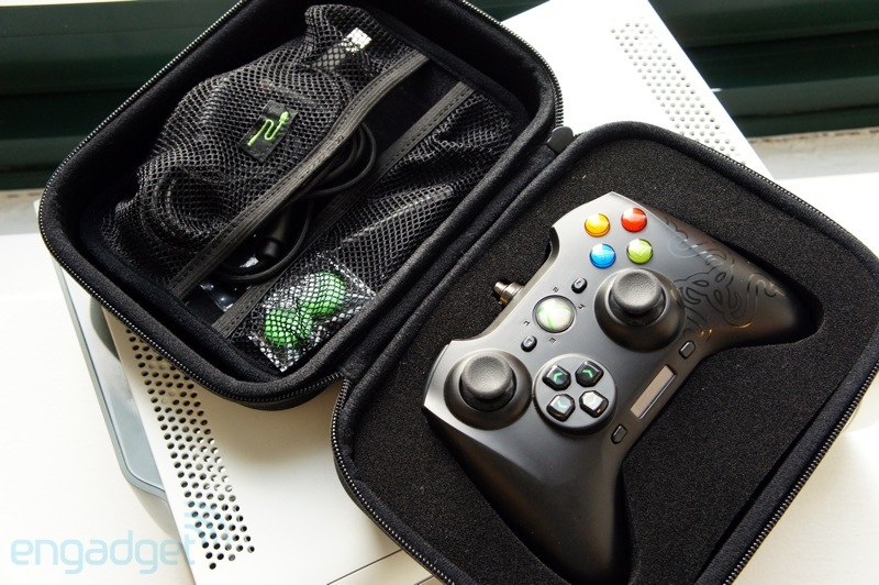 Gamepad Razer Sabertooth