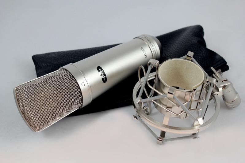 Micro thu âm CAD GLX 2200
