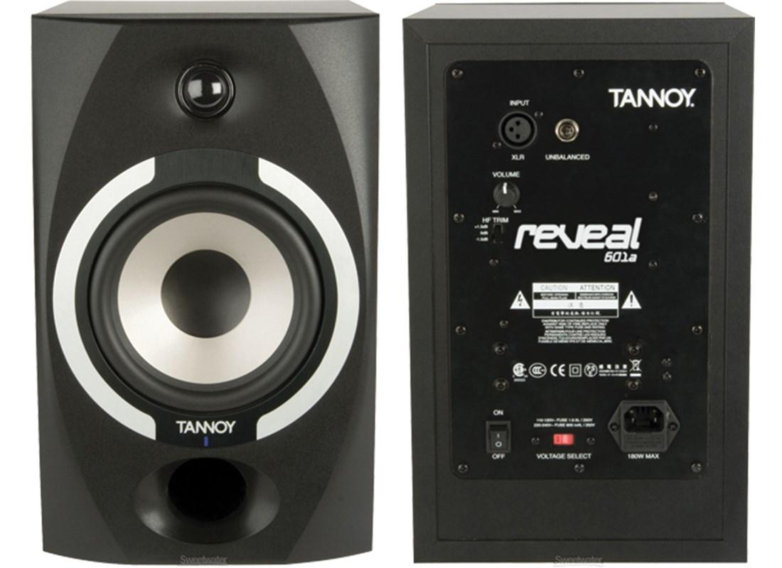 Loa kiểm âm monitor Tannoy Reveal 601A