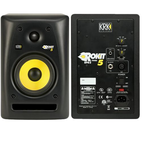Loa kiểm âm monitor KRK RP5 G2