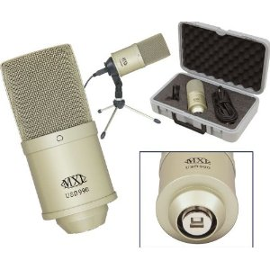 Micro thu âm USB MXL 990