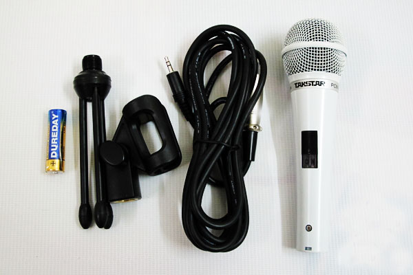 Micro thu âm cầm tay Takstar PCM-5550