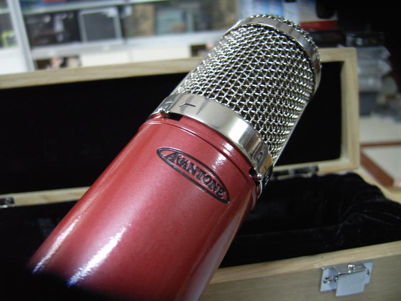 Micro thu âm Avantone CV-12