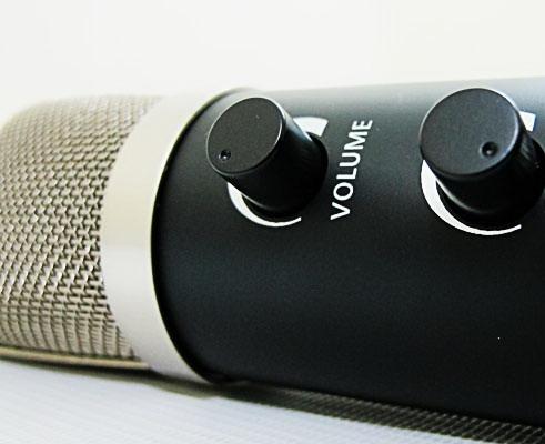 Micro thu âm USB Takstar PC- K500FX
