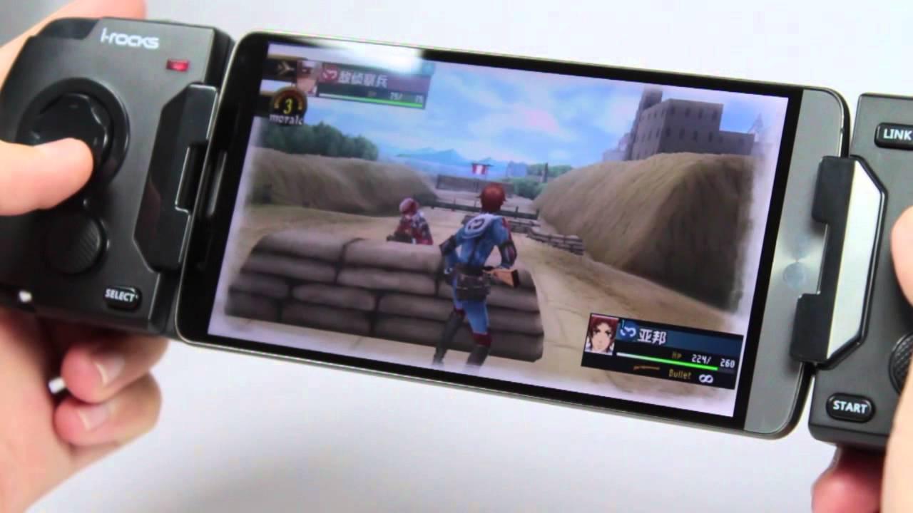 iRocks G01 - Gamepad cho Android & iOS