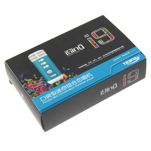 Micro hát karaoke trên điện thoại – Tenana I9S
