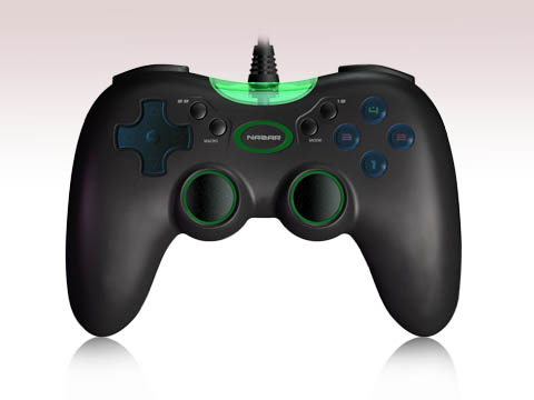 Gamepad Nazar V48 for PES gamer