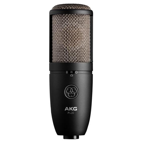 Micro thu âm AKG P420 (Seri 2014)