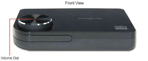 Sound karaoke online Creative X-Fi Surround 5.1 SB1090