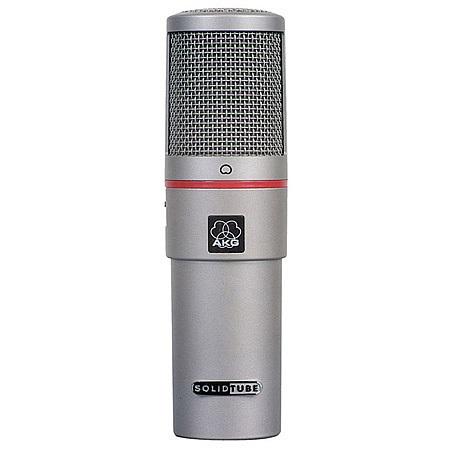 Micro thu âm AKG SolidTube