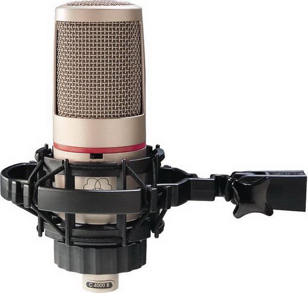 Micro thu âm AKG C4000B