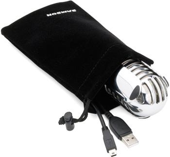 Micro thu âm Samson USB Meteor