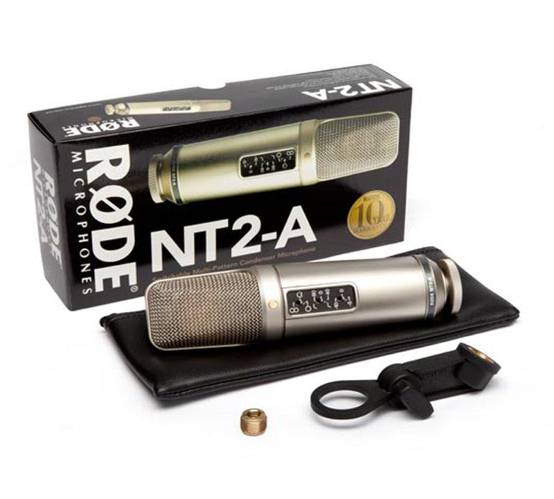 Micro thu âm RODE NT2A
