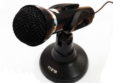 Micro thu âm Rapper giá rẻ WD-110M
