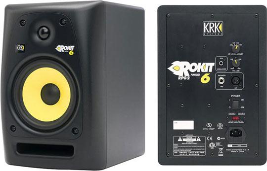 Loa kiểm âm monitor KRK RP6 G2
