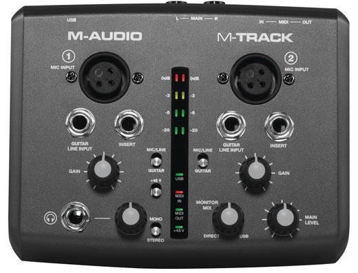 Sound card thu âm Maudio MTrack