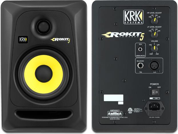 Loa kiểm âm monitor KRK RP5 G3