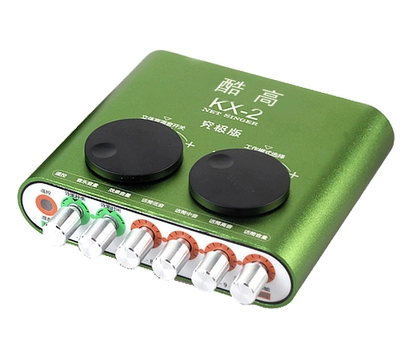 Sound card hát online Gold Mike legend KX-2