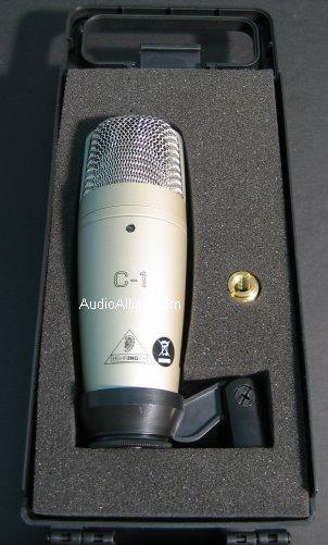 Micro thu âm Behringer C1