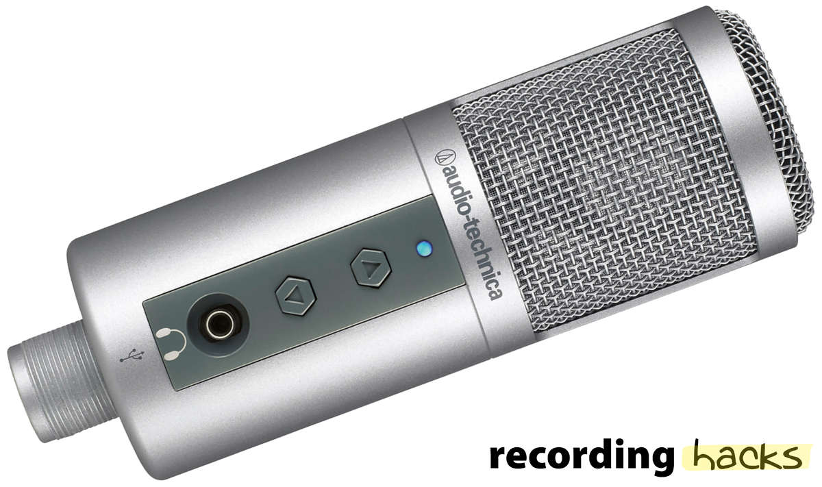 Micro thu âm Audio Technica ATR 2500 - USB