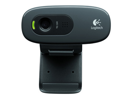 Webcam Logitech HD Webcam C270