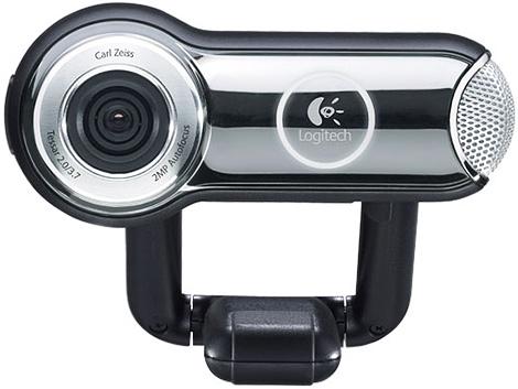 Webcam Logitech QuickCam® Vision Pro