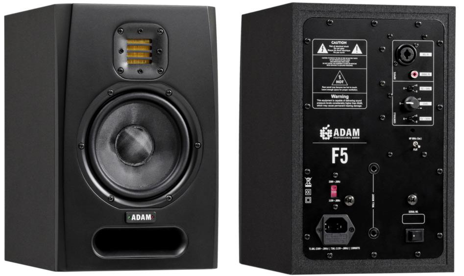 Loa kiểm âm monitor Adam F5