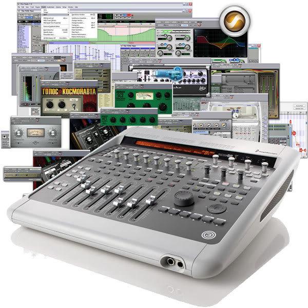 Sound card thu âm Digidesign 003 Console