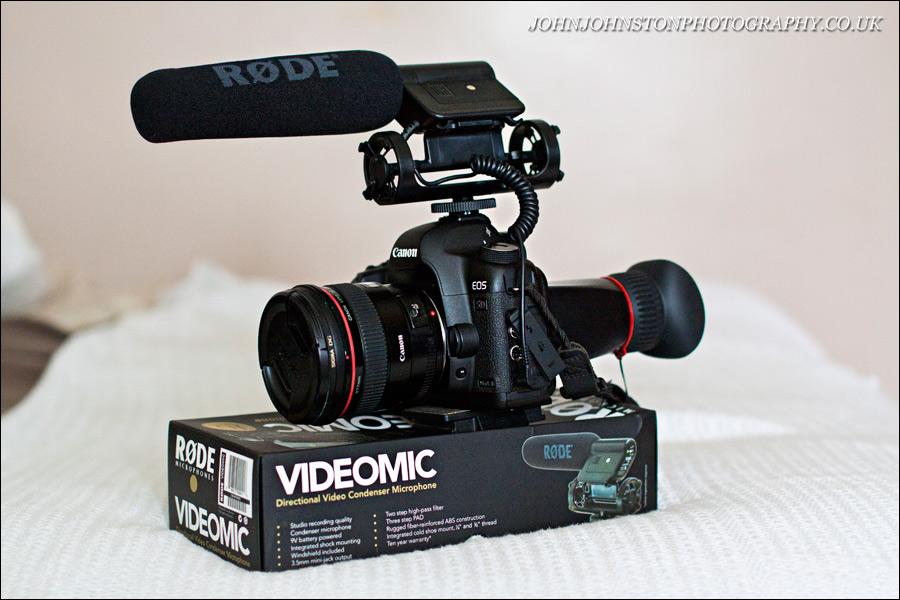Micro quay phim Rode VideoMic