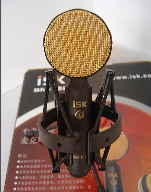 Micro thu âm ISK SM-162