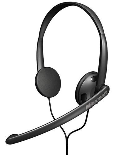 Tai nghe kèm micro Microsoft LifeChat LX1000