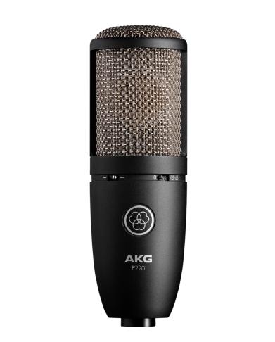 Micro thu âm AKG P220 (Seri 2014)