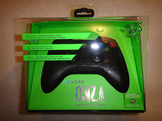 Gamepad Razer Onza Tournament for XBOX 360 – PC