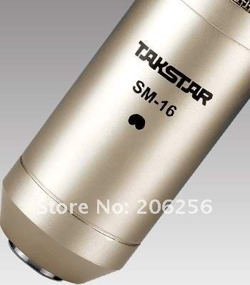 Micro thu âm Takstar SM-16