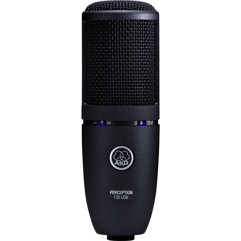 Micro thu âm AKG P120 USB (Seri 2014)