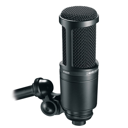 Micro thu âm Audio Technica AT2020