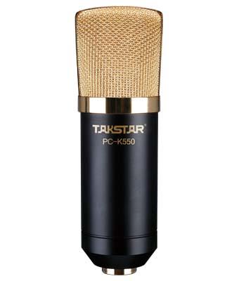 Combo bộ micro thu âm giá rẻ Takstar K550