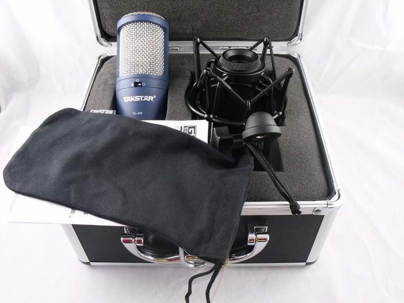 Micro thu âm Takstar GL400