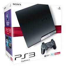 Máy PS3 Sony Playstation - 120GB (đã hack)