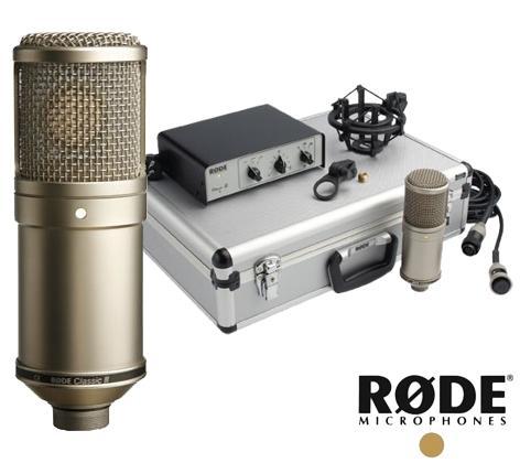 Micro thu âm RODE Classic 2